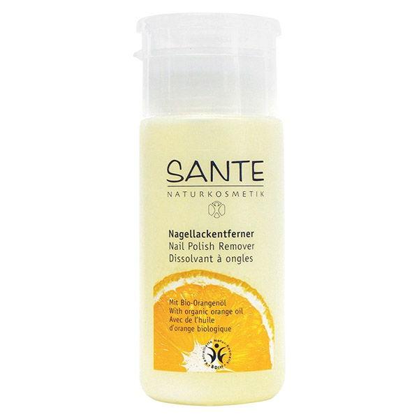 Quitaesmalte SIN ACETONA con Aceite de Naranja bio (100 ml)