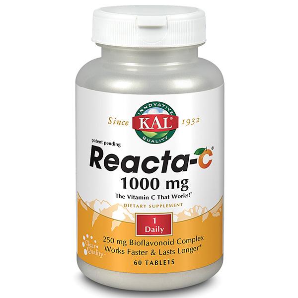 REACTA C 1000 mg. (60 compr.)
