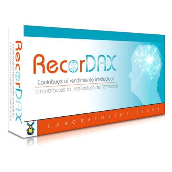 RECORDAX (40 cápsulas)