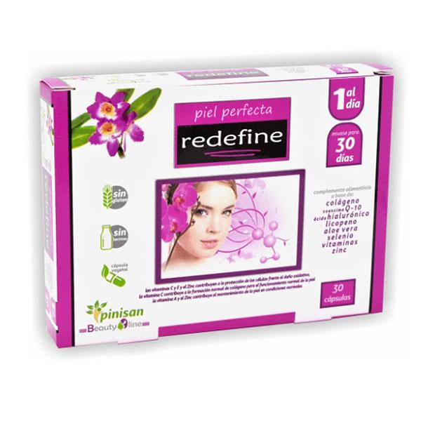 REDEFINE piel perfecta (30 cápsulas)