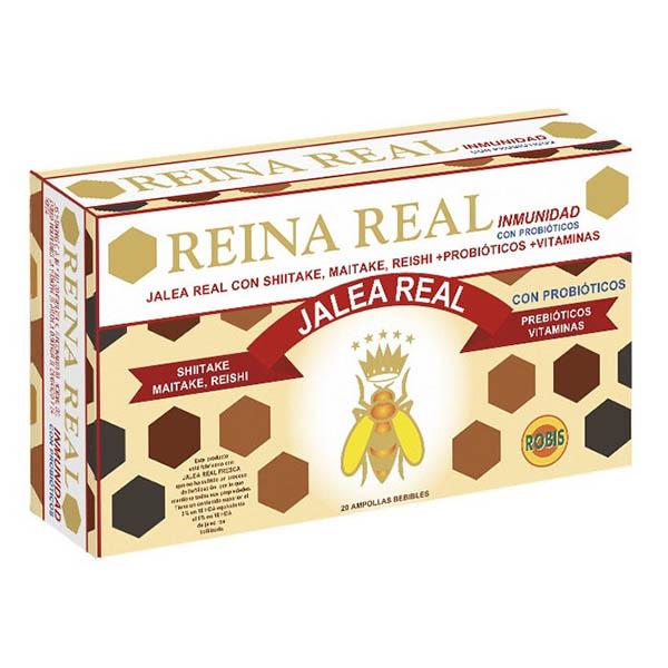 REINA REAL INMUNIDAD (20 ampollas)