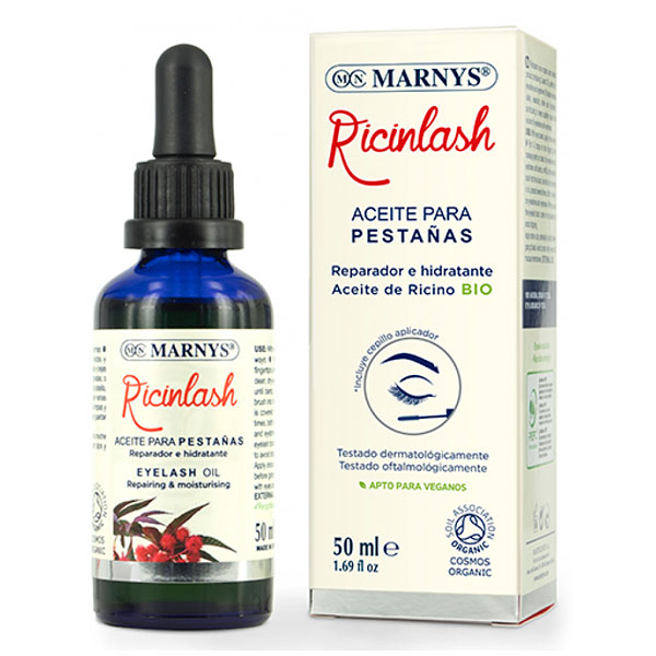 Ricinlash bio- Aceite para pestañas (50 ml)