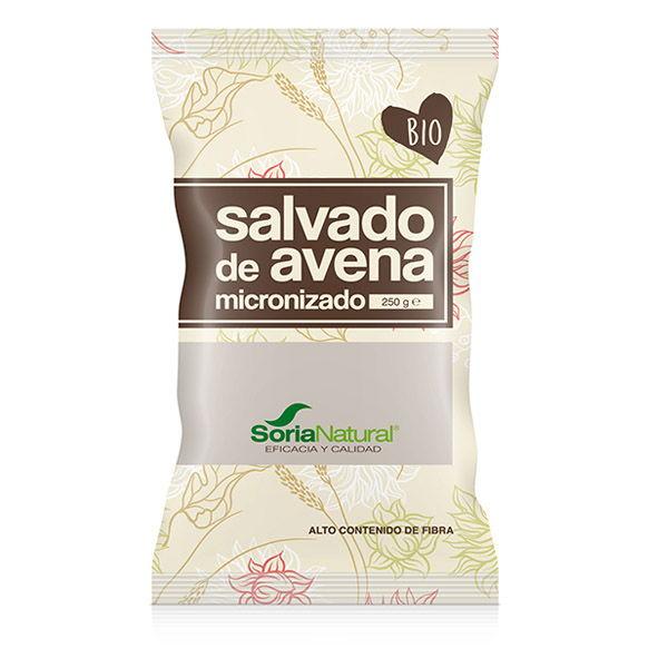 SALVADO DE AVENA micronizado bio (250 gr.)