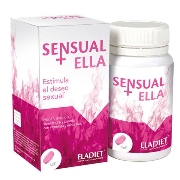 SENSUAL ELLA (60 comprimidos)