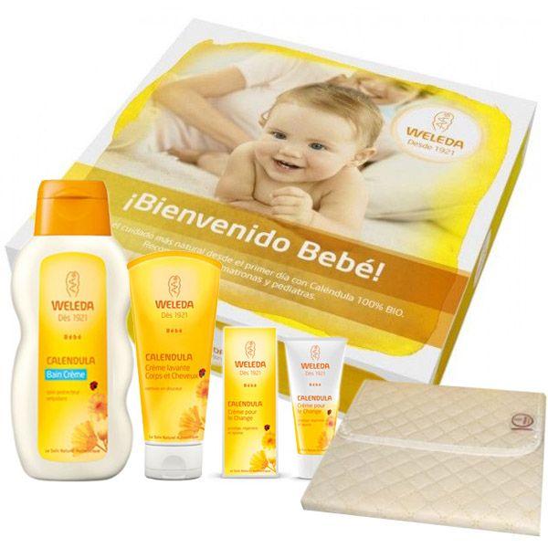 SET INFANTIL Cálendula (4 produc. + 1 regalo)