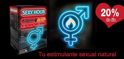 SEXY HOUR (30 cápsulas)