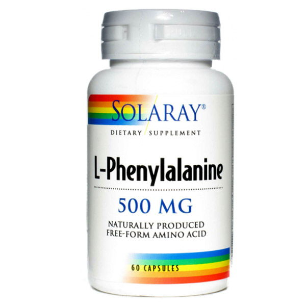L-FENILALANINA  (60 cápsulas)