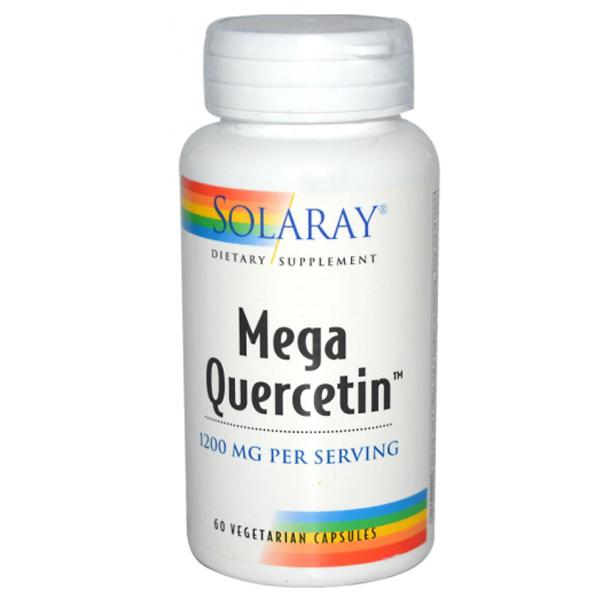 MEGA QUERCETIN (60 cápsulas)