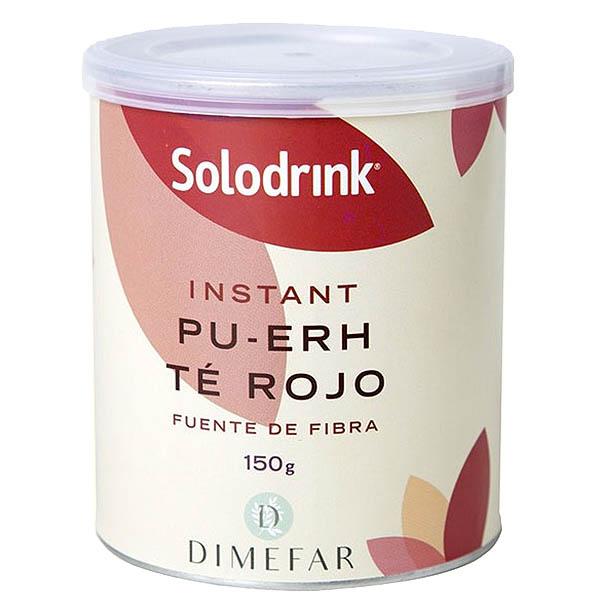 SOLODRINK - Té Rojo PU-ERH  (150 gr)