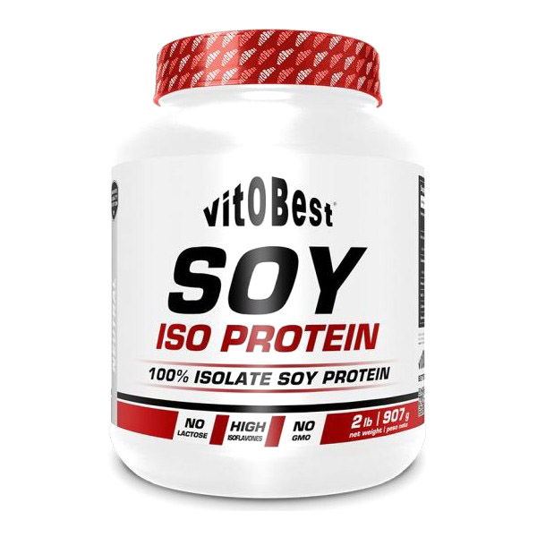 SOY ISO Protein - Chocolate (2Lb)