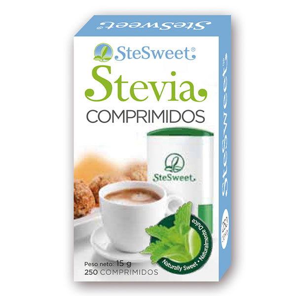 STEVIA comprimidos  (250 compr.)