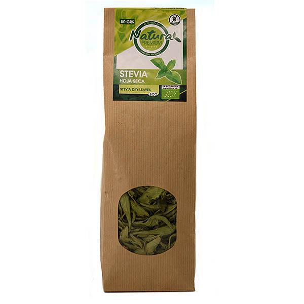 STEVIA hojas bio (50 g)