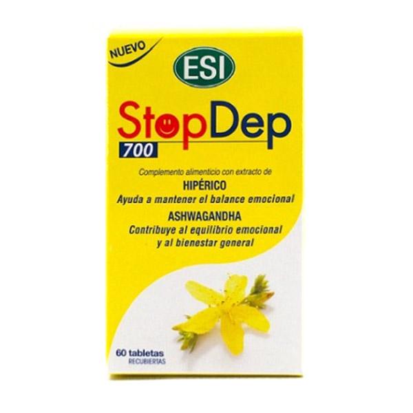 STOPDEP 700 Hipérico (60 comprimidos)