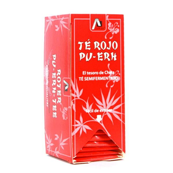 Té Rojo PU-ERH (25 filtros)