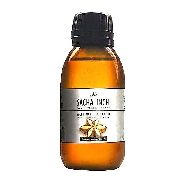 Aceite vegetal virgen bio SACHA INCHI (100 ml)