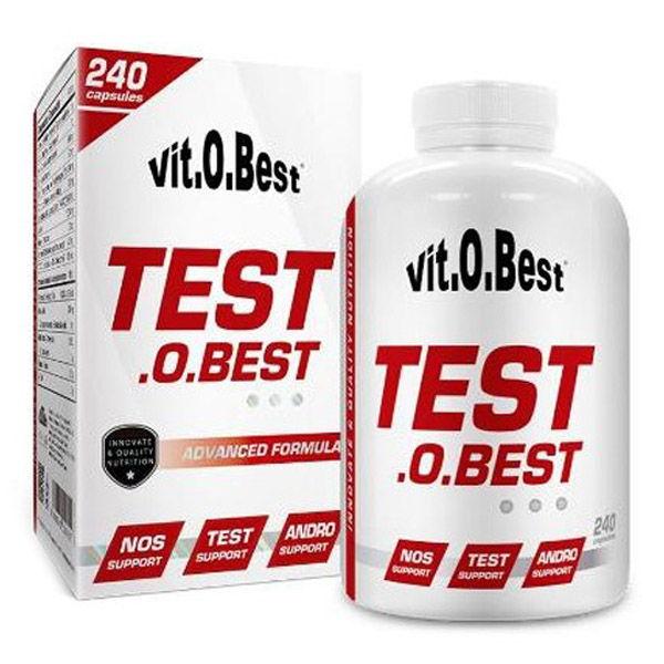 TEST.O.BEST (240 cápsulas)