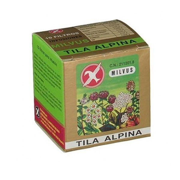 TILA ALPINA (10 filtros)