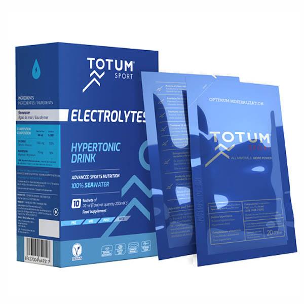 TOTUM SPORT ELECTROLYTES (10 sobres)