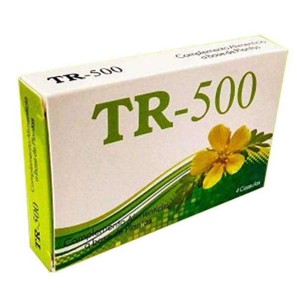 TR-500 (4 Cápsulas)