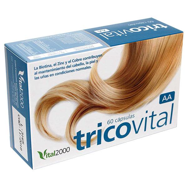 TRICOVITAL AA (60 cápsulas)