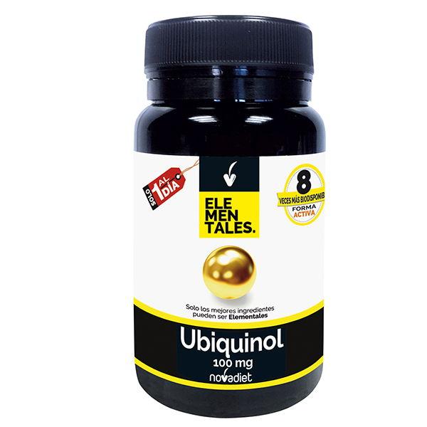UBIQUINOL 100 mg (30 cápsulas)