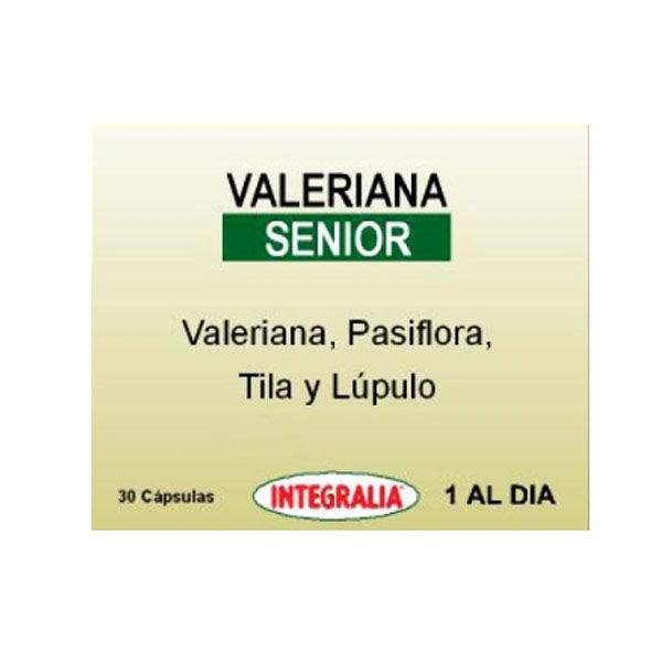 VALERIANA senior (30 cápsulas)