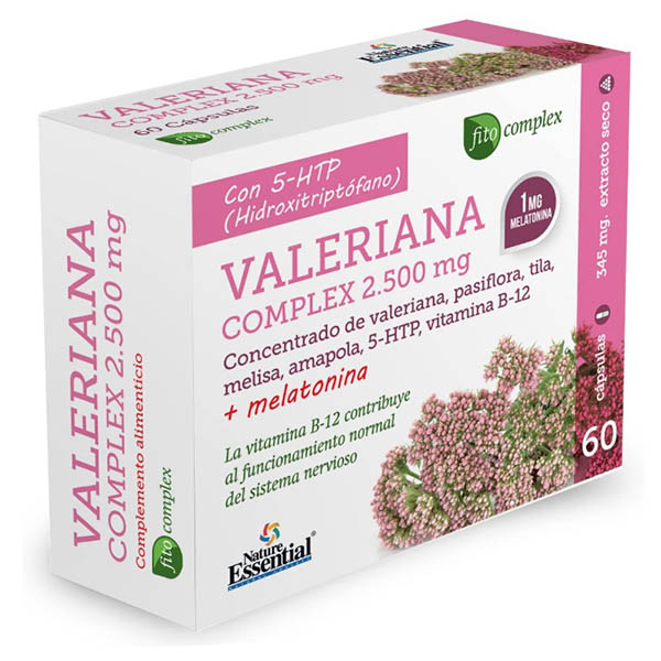 Valeriana Complex (60 cápsulas)
