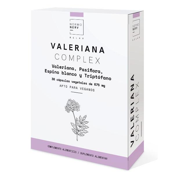 VALERIANA COMPLEX (30 cápsulas)