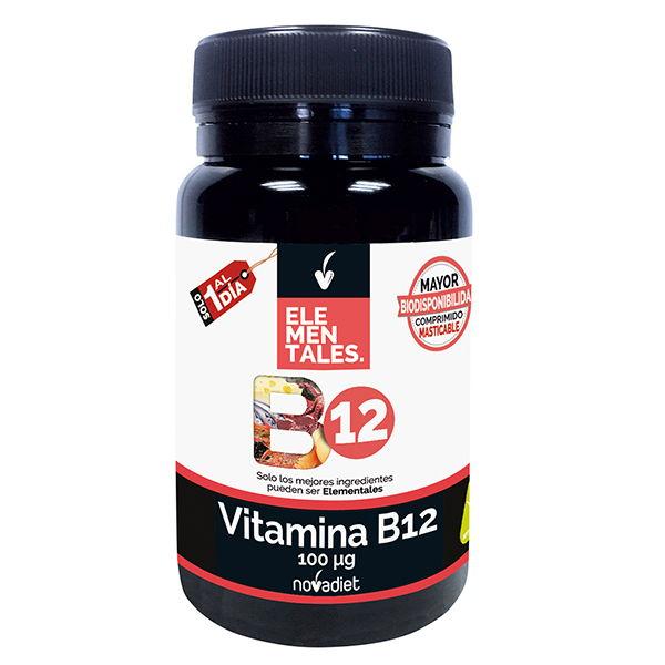 VITAMINA B12 100 mcg (120 comprimidos)