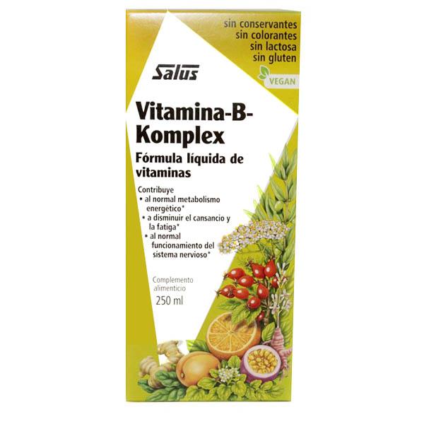 VITAMINA B-KOMPLEX (250 ml)