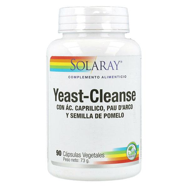 YEAST-CLEANSE (90 cápsulas)