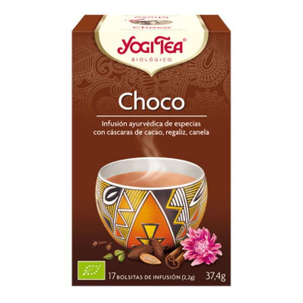 YOGI TEA Choco bio (17 filtros)
