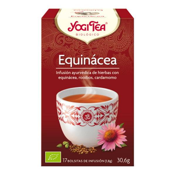 YOGI TEA Equinacea bio (17  filtros)