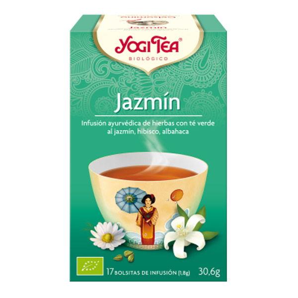 YOGI TEA Jazmín Bio (17 filtros)