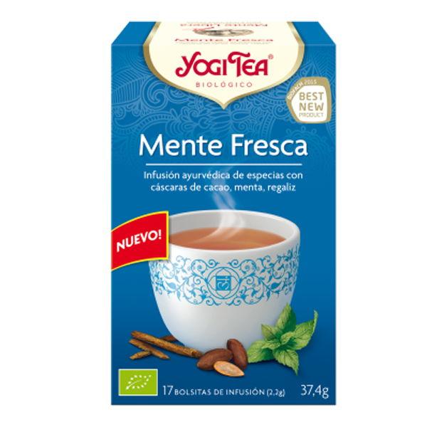 YOGI TEA Mente Fresca bio (17 filtros)