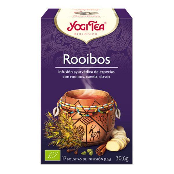 YOGI TEA Rooibos bio (17 filtros)