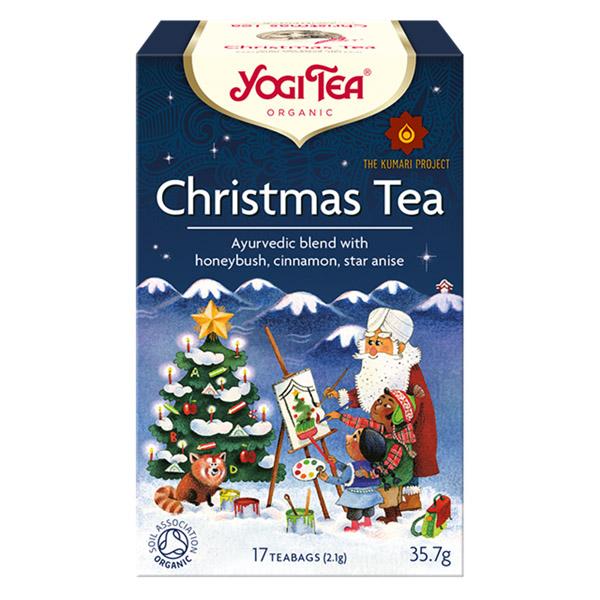 YOGI TEA Christmas Tea (17 filtros)