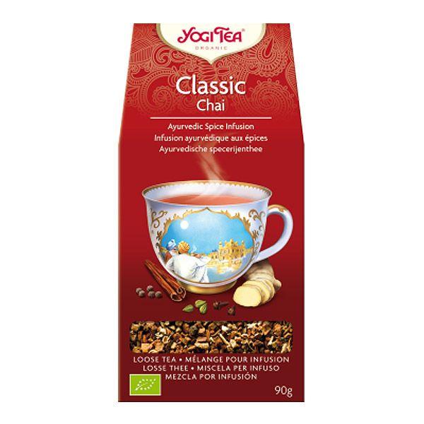 Yogi Tea CLASSIC granel (90 g)
